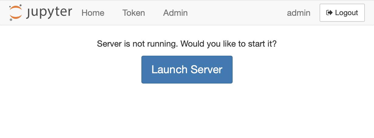 JupyterHub URL scheme — JupyterHub 1 0 0 documentation